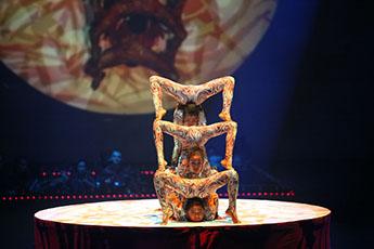 Cirque Zuma Zuma: