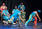 Soul in Motion: African Dance & Drum