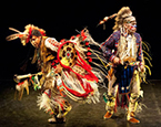 Thunderbird American Indian Dancers